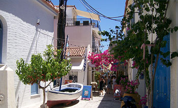 Vacation Poros, Greece