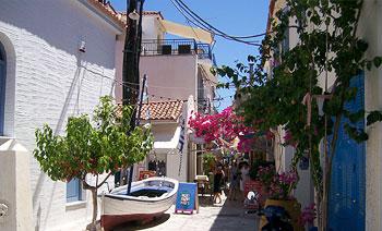 Vacation Poros, Greece
